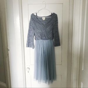 b3cf9a630 Anthropologie Dresses - Anthropologie   Layered Arabesque Dress by Maeve
